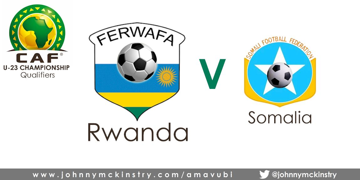 U-23: Rwanda name squad to train ahead of Somalia qualifiers