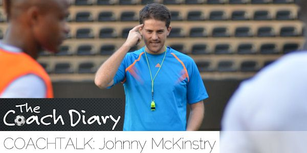 COACHTALK: Johnny McKinstry