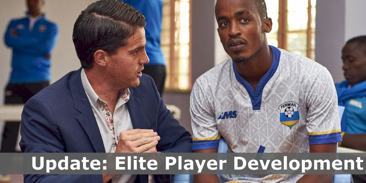 Latest: Elite Player Development (Pic: Darren McKinstry)