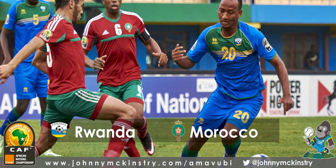 CHAN 2016: Rwanda move to Quarter finals with 2 wins from 3.