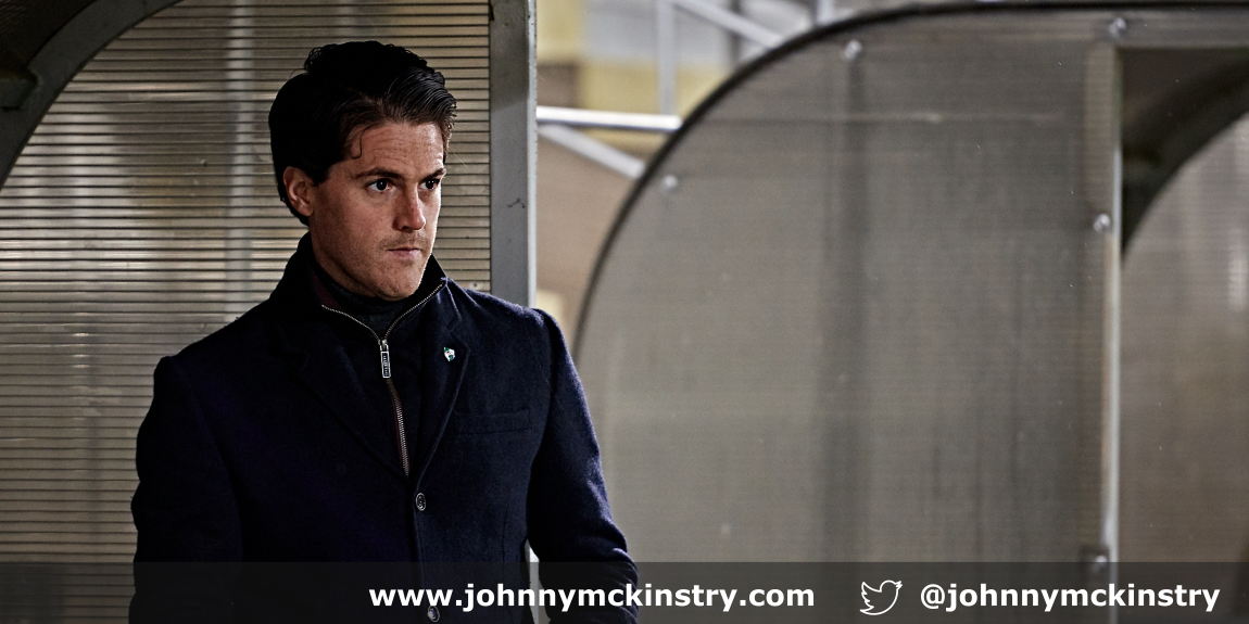 Coach McKinstry moves on from A-Lyga club FK Kauno Zalgiris