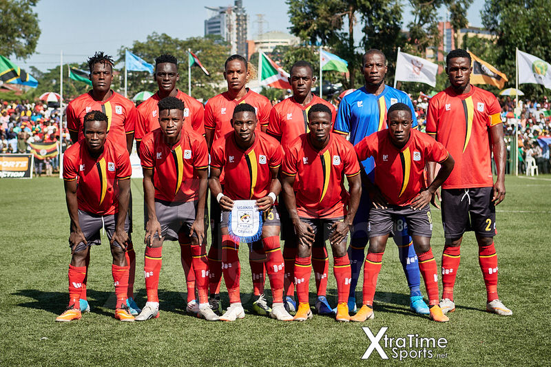Uganda v Eritrea, Final, CECAFA Senior Challenge Cup 2019.   Photo: XtraTimeSports (Darren McKinstry)