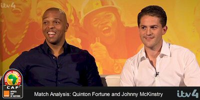 AFCON2015 ITV QuintonJohnny Jan2015 800400