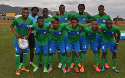 Leone Stars Official Team Picture [Leone Stars v Swaziland May 2014 (Pic: Darren McKinstry)]